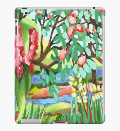 Everglades Gardens iPad Case/Skin