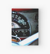 Pontiac 1954 Dash Hardcover Journal