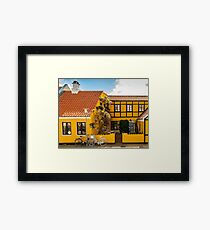 Bicycles of Aero 12 Framed Print