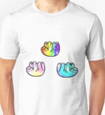 Tie Dye Cute Sloth Pack T-Shirt