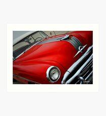 1954 Pontiac Art Print