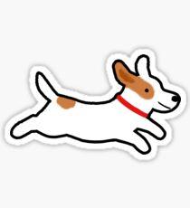 Cute Jack Russell Terrier Sticker