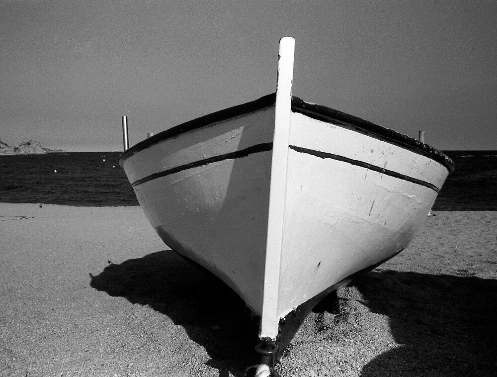 A Boat with No Name by James2001