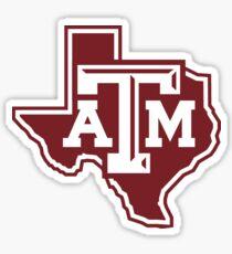 Texas A&M Sticker