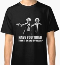 IT crowd fiction Classic T-Shirt