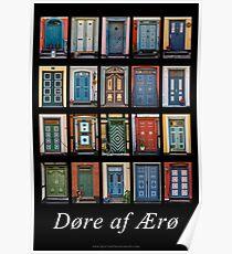 Doors of Aero Poster