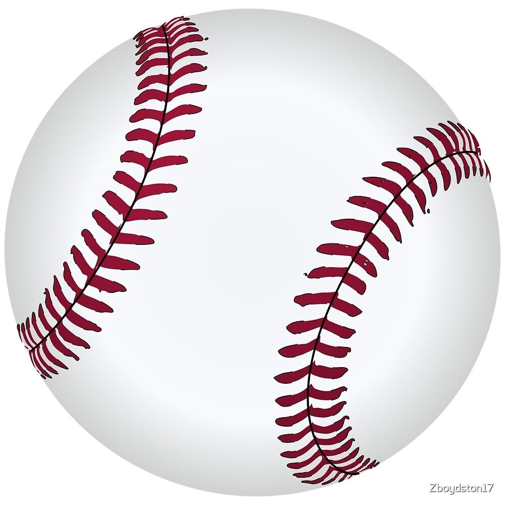 Baseball by Zboydston17