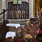 St James church-Pulpit by jasminewang