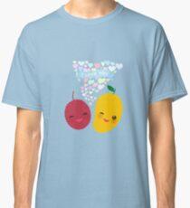 Happy Birthday Lychee and Mango Classic T-Shirt