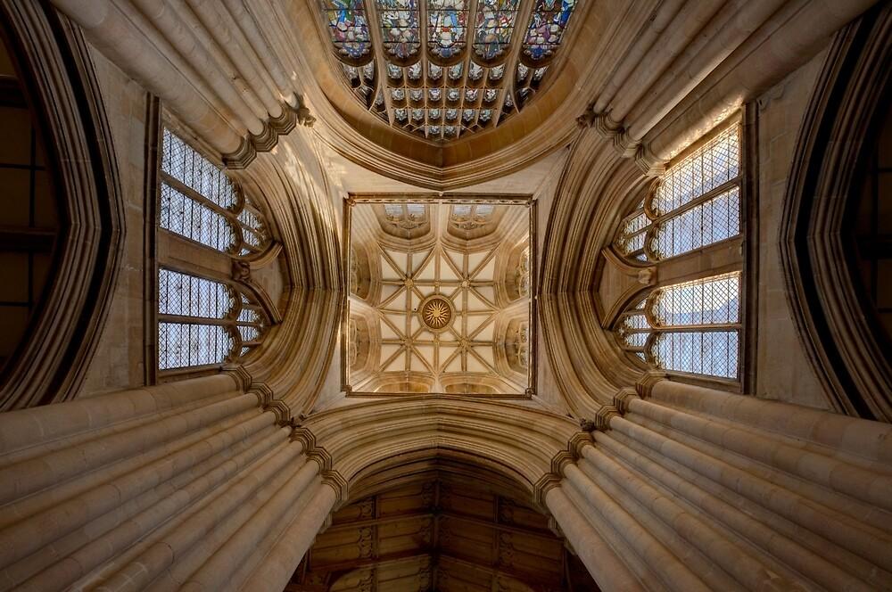 St. James church-ceiling   by jasminewang