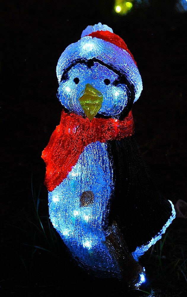 Christmas Penguin by Penny Smith