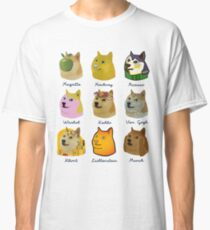 A Brief History of Doge Artists Classic T-Shirt