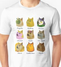 A Brief History of Doge Artists T-Shirt
