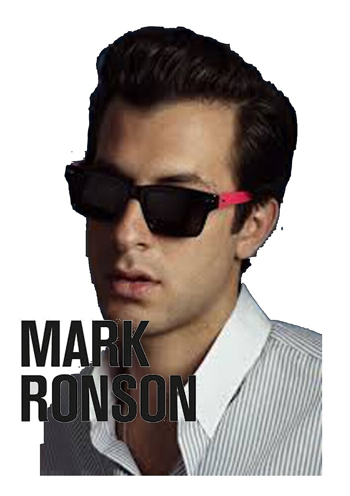 Mark Ronson by azka1582