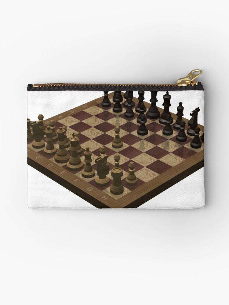 Chess Board by iMacMike