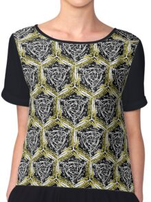 Faraday Women's Chiffon Top