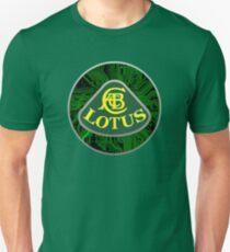 Lotus Electric Vehicle Circuits Unisex T-Shirt
