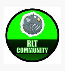 RLT Community Photographic Print