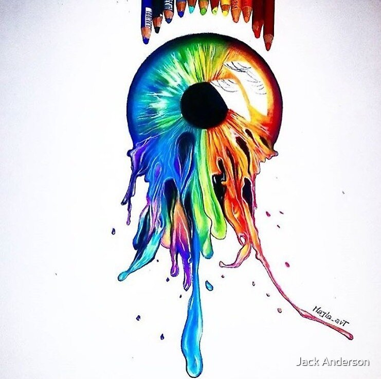 Eye by Jack Anderson
