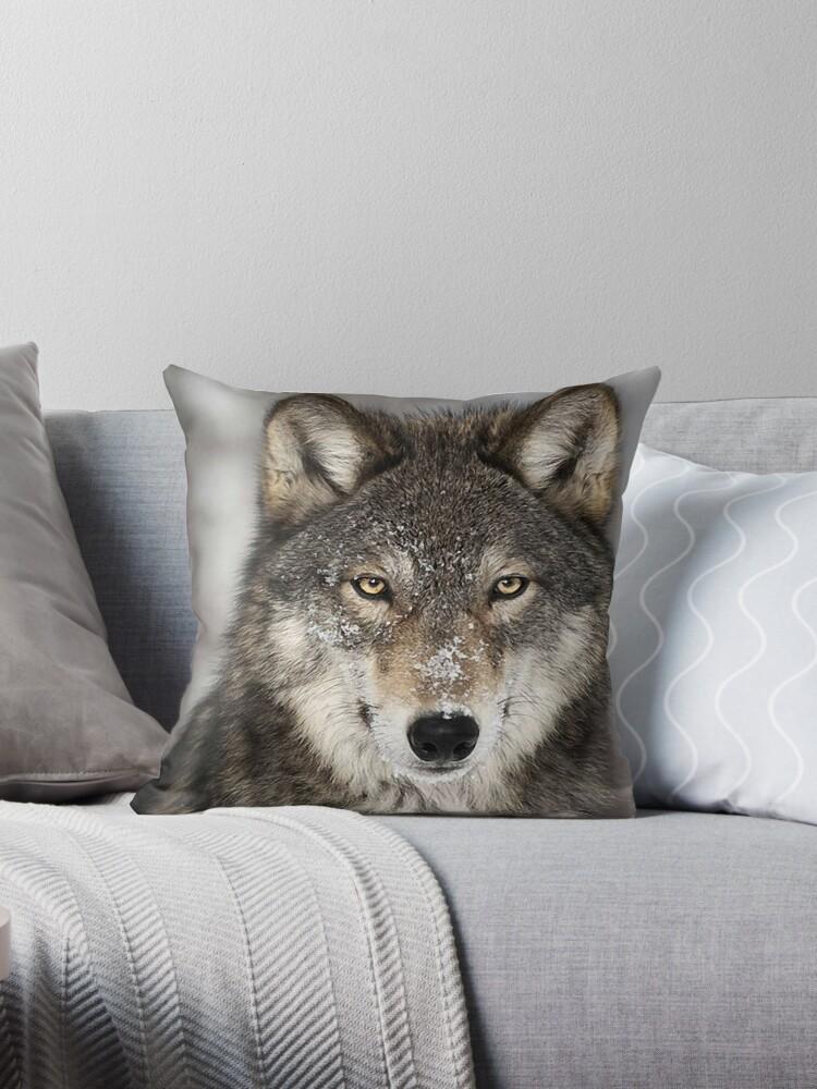 Animal Print - wolf by Aariv by aariv