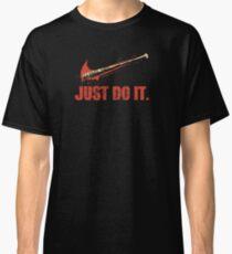 Negan Just Do It Classic T-Shirt