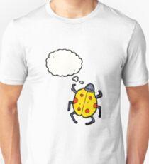 cartoon giant beetle Unisex T-Shirt