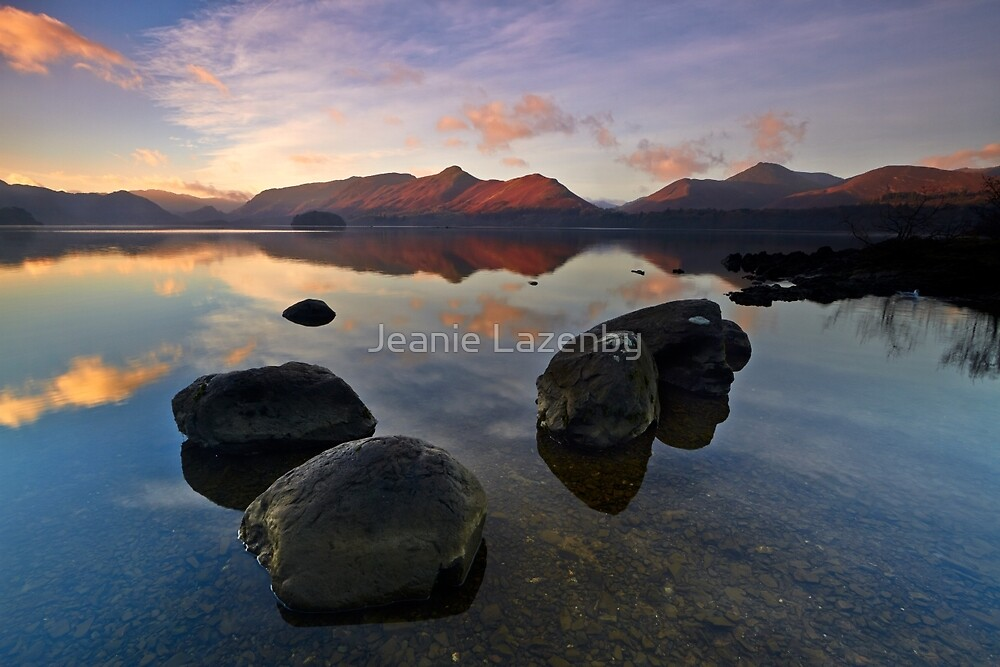 Derwentwater by Jeanie