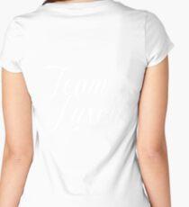 Team Luxen Women's Fitted Scoop T-Shirt