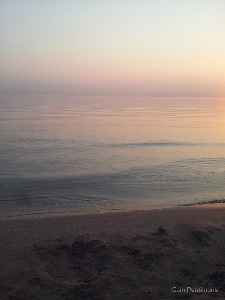 Lake Michigan by Cam Pentimone