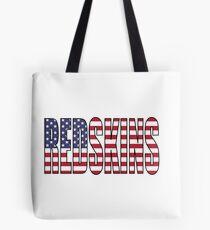 Redskins Tote Bag