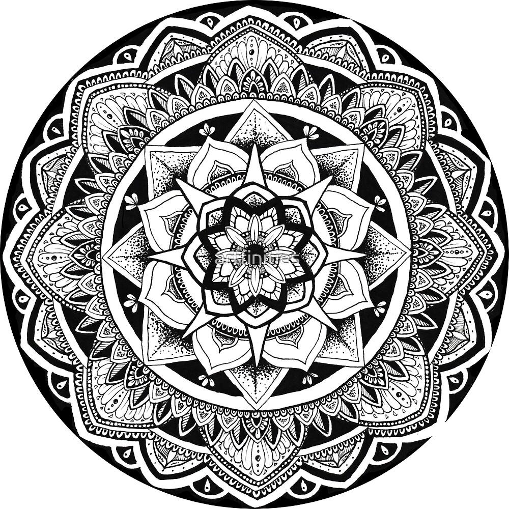 Mandala by artfinities
