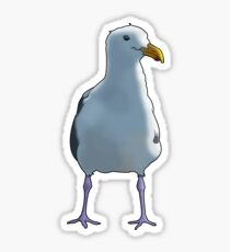 Seagul Sticker