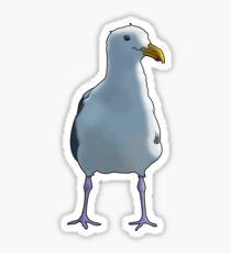 Seagul Sticker