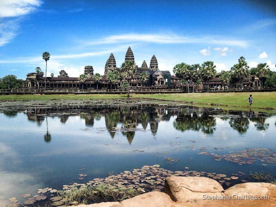 Cambodia  by Stephanie Charlesworth