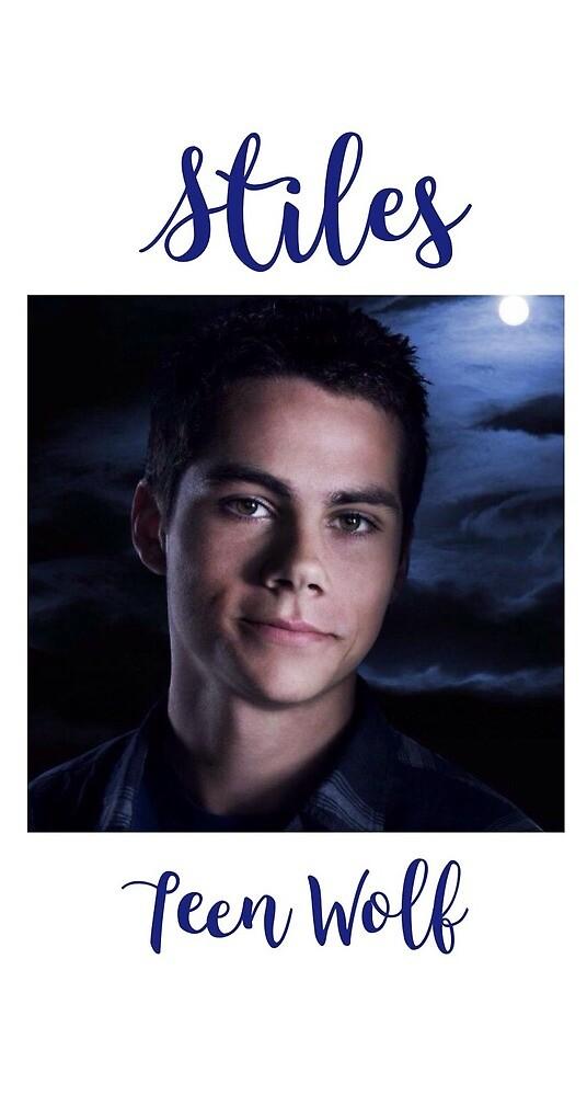 Stiles - Teen Wolf by scottclara