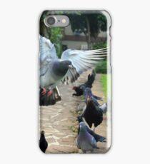 Flight, Queen Elizabeth Park iPhone Case/Skin
