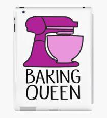 Baking Queen  iPad Case/Skin