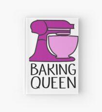Baking Queen  Hardcover Journal