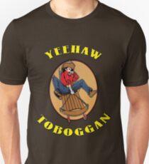 Toboggan Cowboy Unisex T-Shirt