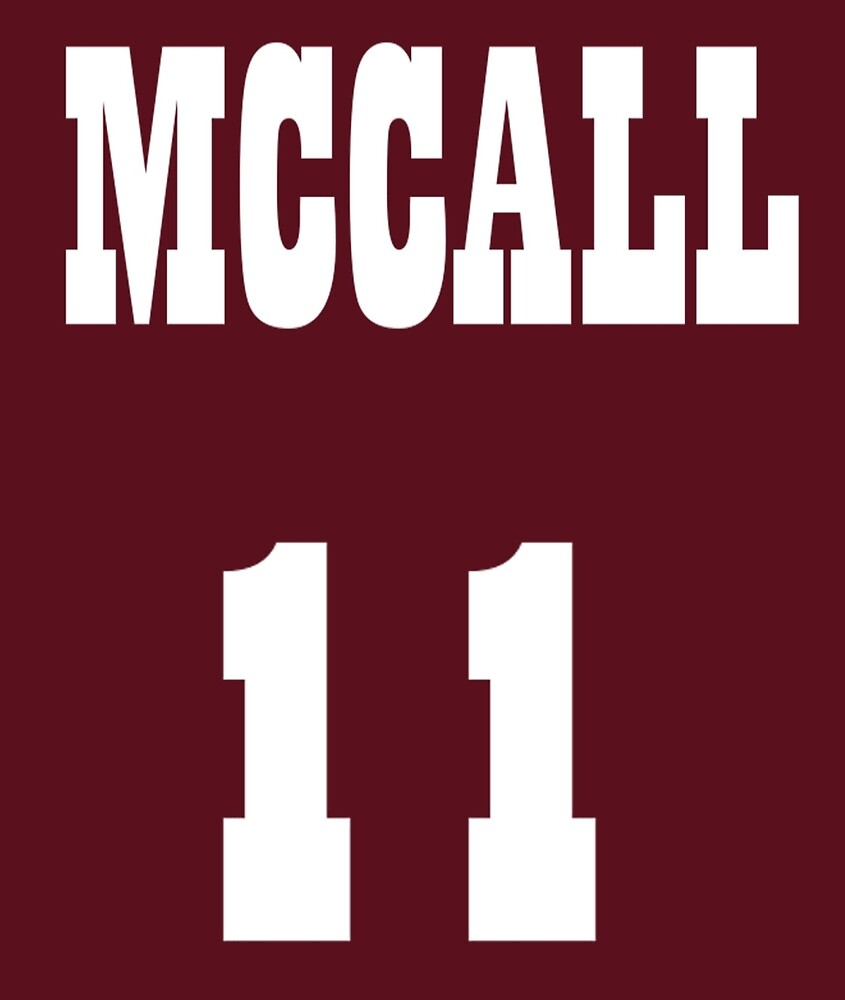 Mccall lacrosse by gaiascara