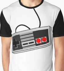 NES controller Graphic T-Shirt