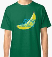 50% banana Classic T-Shirt