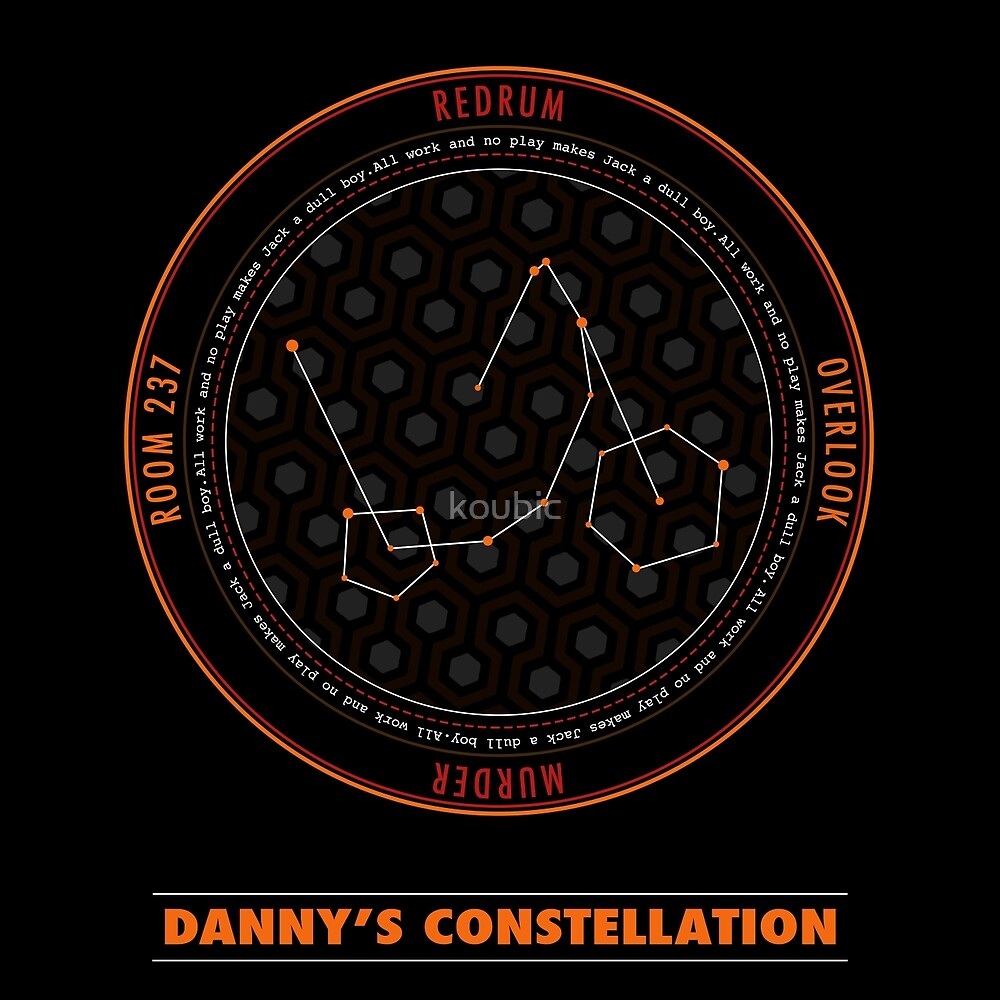 Danny's Constellation by koubic