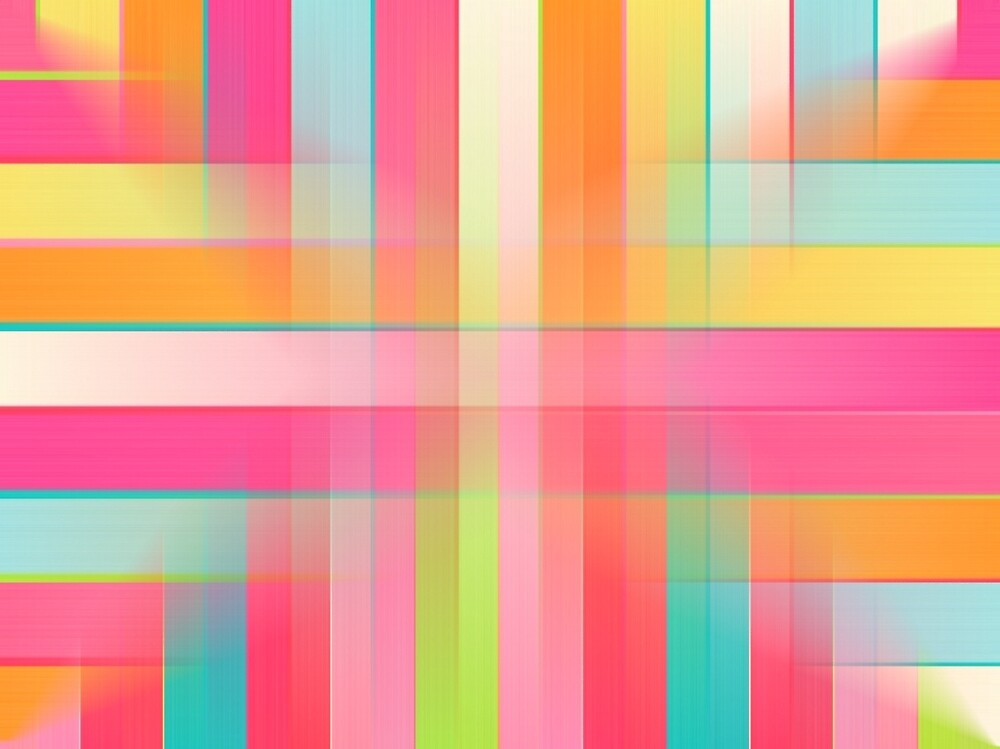 Colorful Birthday Abstract  by holidayfashion