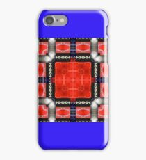 Red SUV iPhone Case/Skin