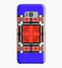Red SUV Samsung Galaxy Case/Skin