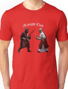 Medieval (K)night Club T-shirt design. T-Shirt