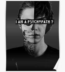 Tate Langdon Poster