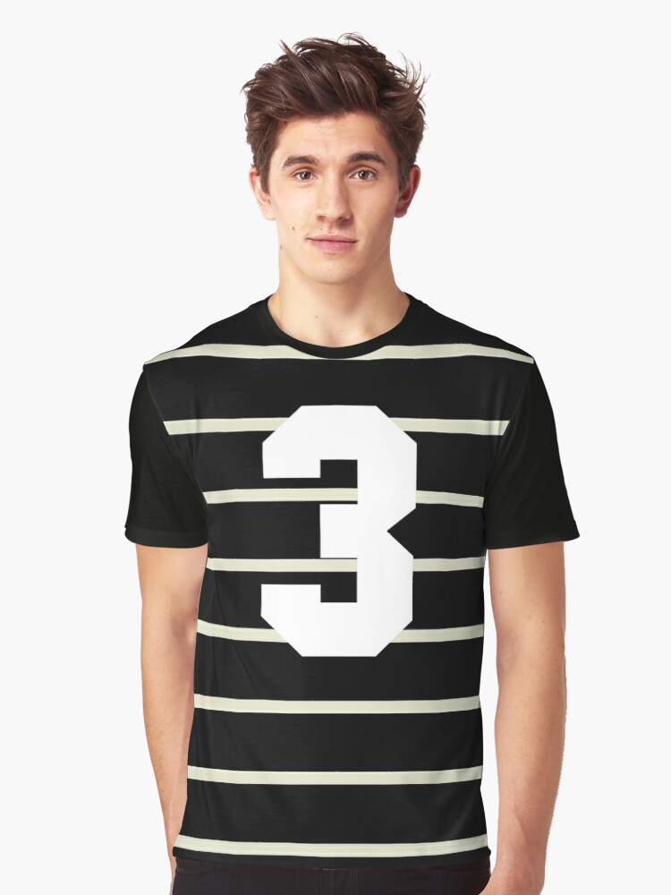 Bailey 3 Graphic T-Shirt Front