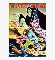 WWII The Spectre Commands Photographic Print